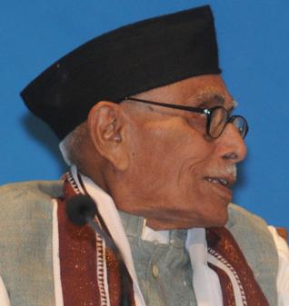 MG Vaidya, former RSS Senior Functionary