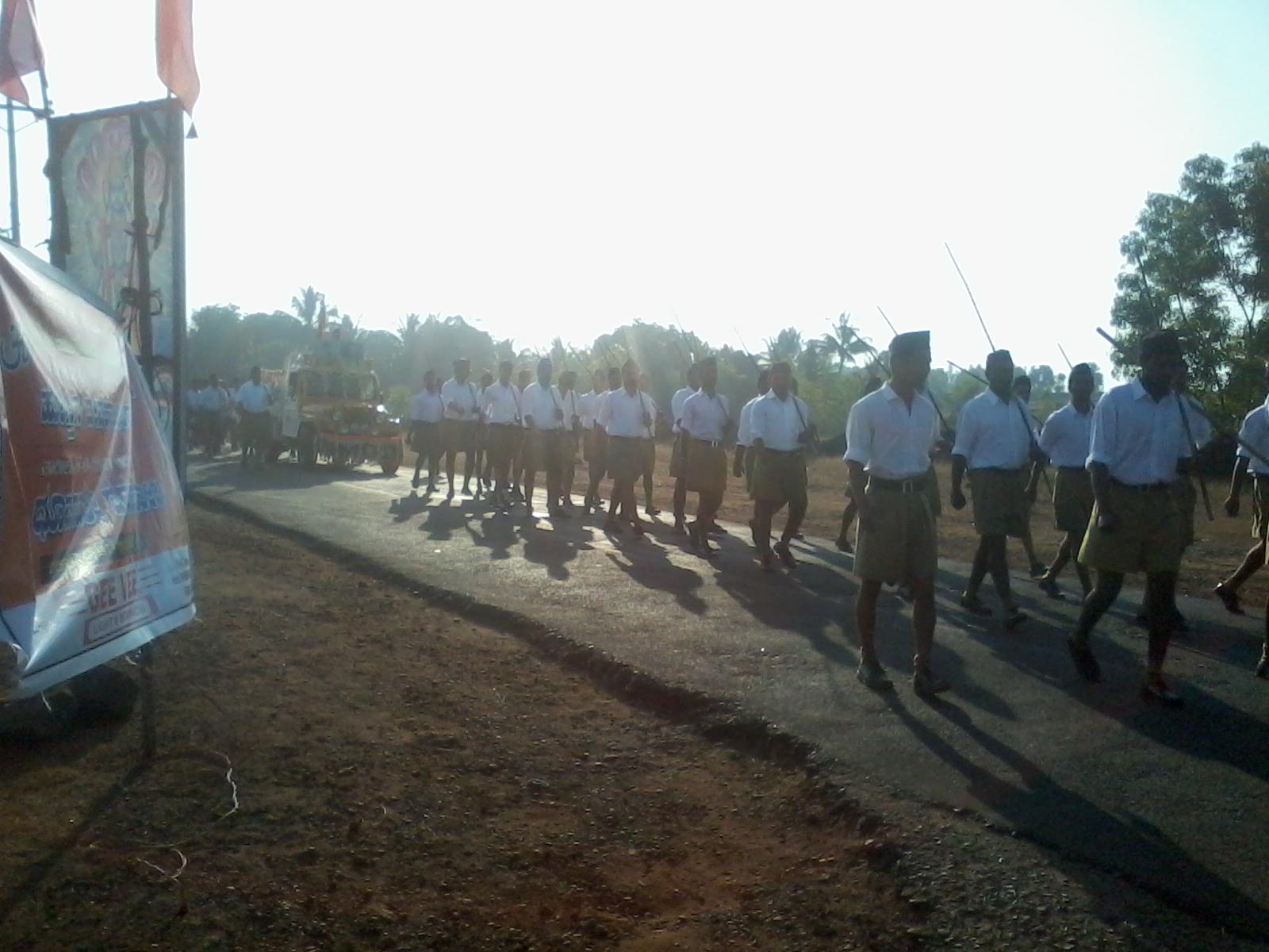 Naykapu: RSS PATH SANCHALAN