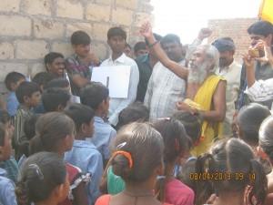 Bharata Parikrama Yatra in Gujarat April-2013 (13)