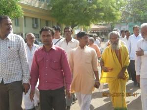 Bharata Parikrama Yatra in Gujarat April-2013