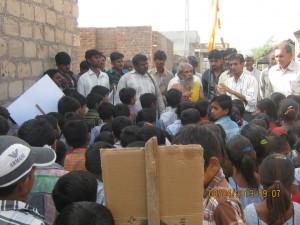 Bharata Parikrama Yatra in Gujarat April-2013 (39)