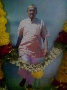 Ganesh Kamath (RSS Pracharak)