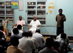Shraddhanjali Sabha held at Bellary June-20-2013