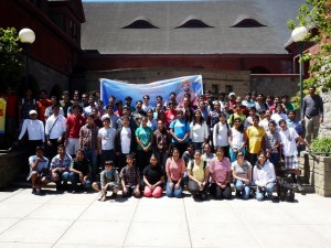 Indian American youngsters trace the footsteps of Swami Vivekananda in America