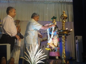 Goa Chief Minister Manohar Parikkar inaugurated BALAGOKULAM conference