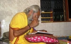 Sitarama Kedilaya writes letter to Narendra Modi