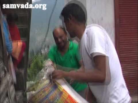 VIDEO: RSS Flood Relief Activities at Uttarakhand
