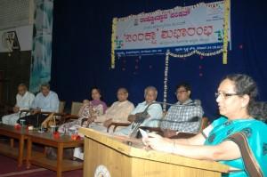 Dr Shobha Tuli speaks
