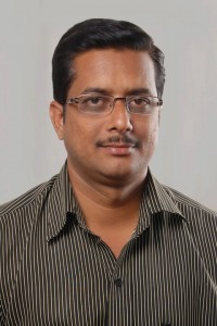 Journalist Amrut Joshi