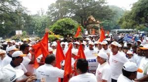 BANGALORE- 'Bharat Doud'