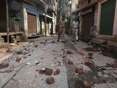 India Communal Clashes