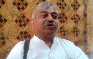 Kashmiri Lal, Chief of Swadeshi Jagaran Manch