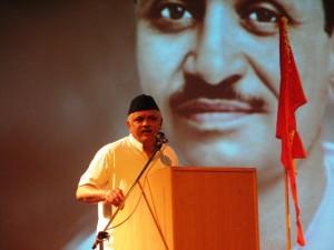 BL Santhosh speaks at Deendayal Memorial lecture on Sept-25-2013 at BANGALORE