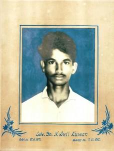 Anil Kumar, Kochi