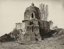 Kanchi Temple in Srinagar