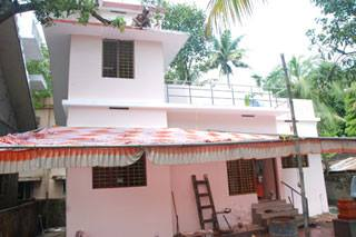House dedicated to family of Anil Kumar by RSS Swayamsevaks