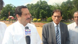 RSS Functionary Indresh Kumar speaks on the Memorandum submitted