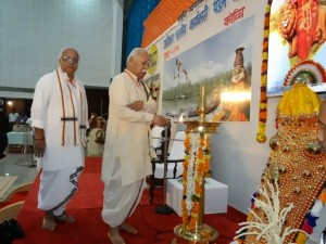 RSS Sarasanghachalak Mohan Bhagwat inaugurates ABKM-2013 at Kochi