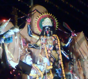Bhadrakali-Mata-Statue- FILE PHOTO