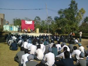 DAV School Galouti Main Sambodhan