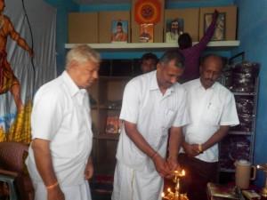 Guruprasad inaugurates Bhabdara