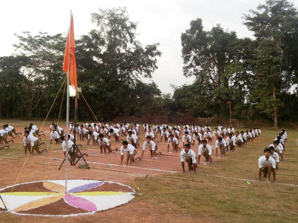 ಕಾರ್ಕಳ : RSS ಪ್ರಾಥಮಿಕ ಶಿಕ್ಷಾ ವರ್ಗ ಸಮಾರೋಪ