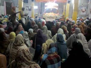 gurudwara main swami g ka parvachan singhawala
