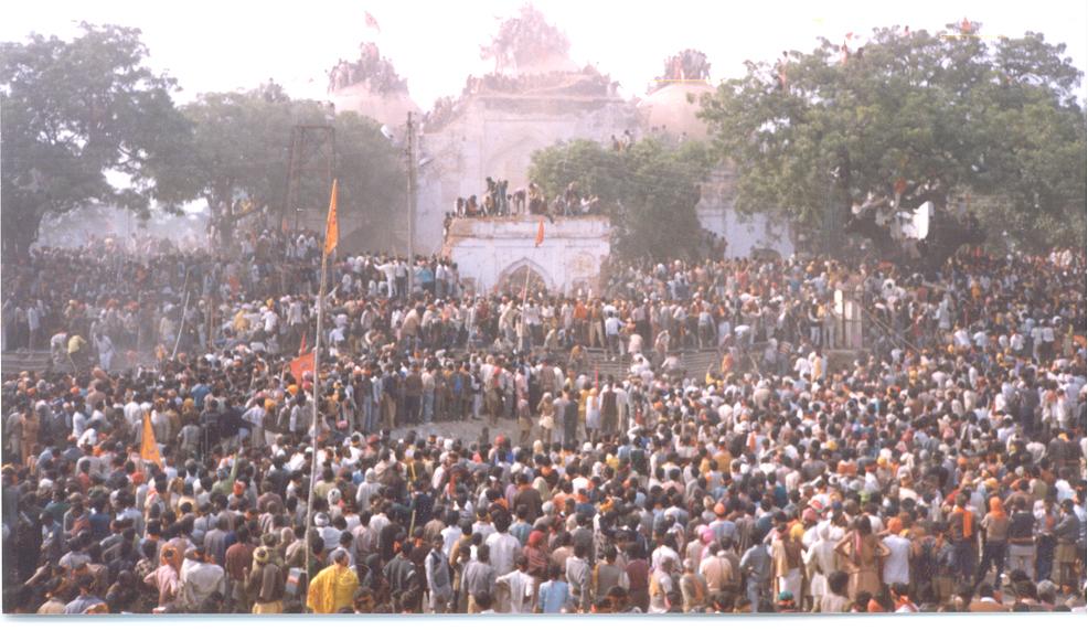 Photo Gallery: Ayodhya Karaseva of Dec 06- 1992
