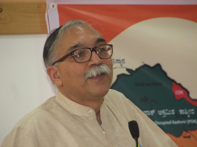 Lets have a debate on Article 370, says RSS senior functionary Arun Kumar