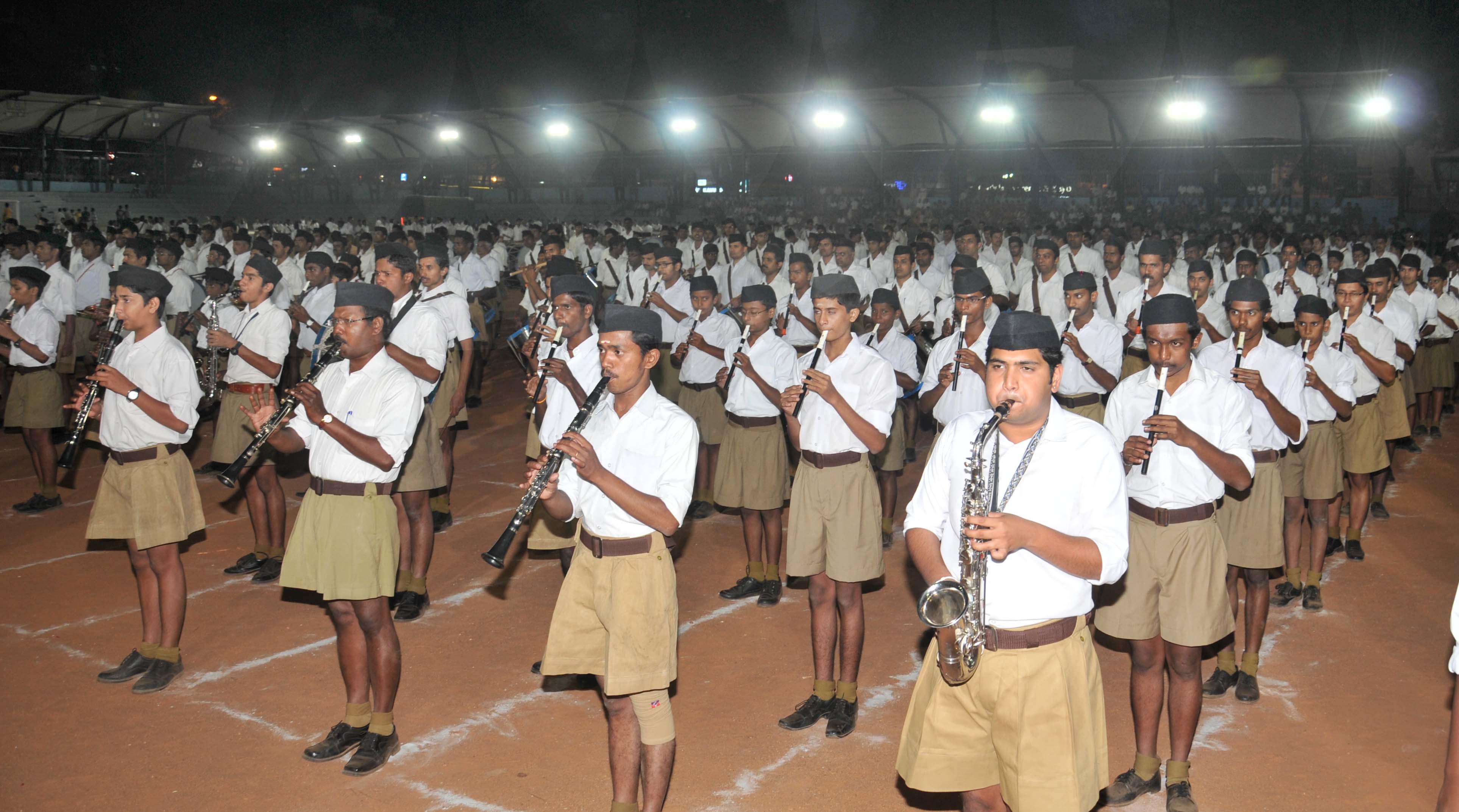 Rss: Imbuing The Spirit Of Patriotism RSS VIJAYAGHOSH SANCHALAN