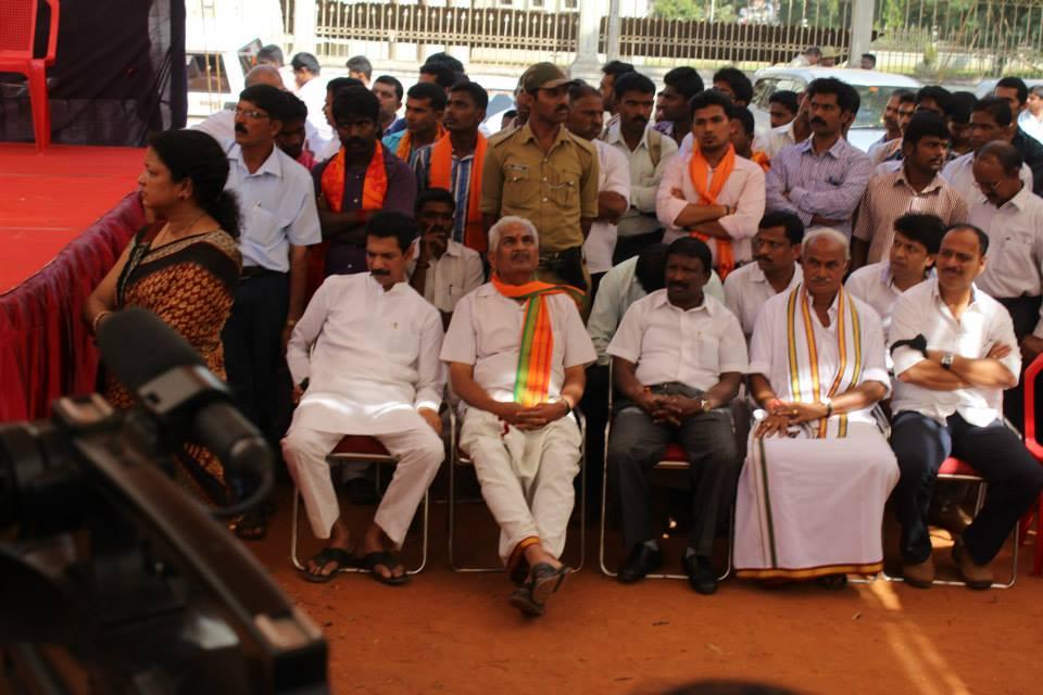 Jagruta Mahila Vedike Protest at Mangalore Jan-09-2013 (3)
