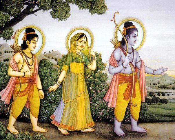 Rama, Laxman n Sitajpg