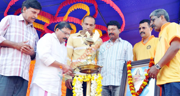 RSS Sahsarakaryavah KC Kannan inaugurates Cycle Yatra carrying Vivekananda's Message