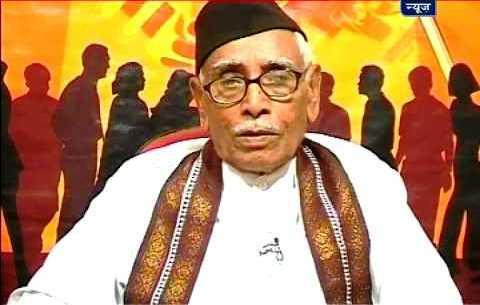MG Vaidya, RSS