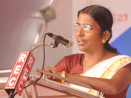 KP Shashikala Teacher