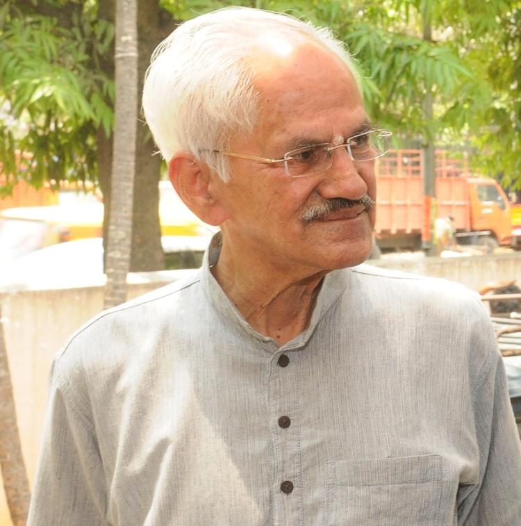 Chandrashekar Bhandari, senior RSS Pracharak