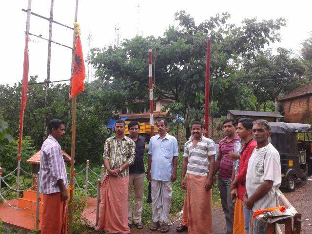 At Yethadka of Kasaragod