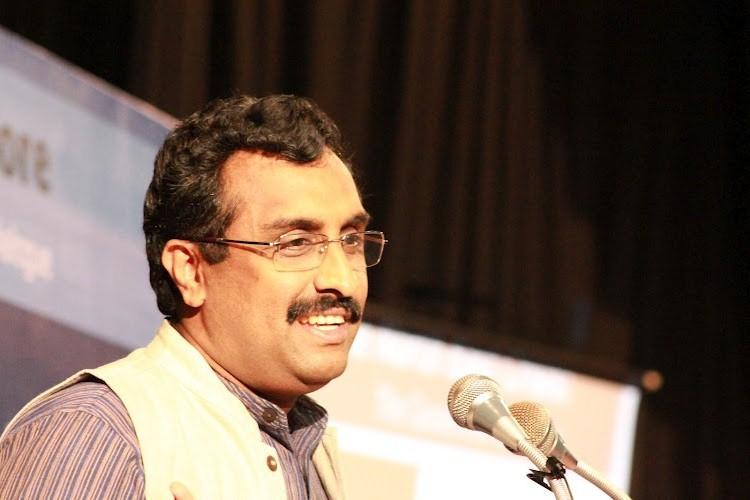 Ram Madhav, RSS Pracharak