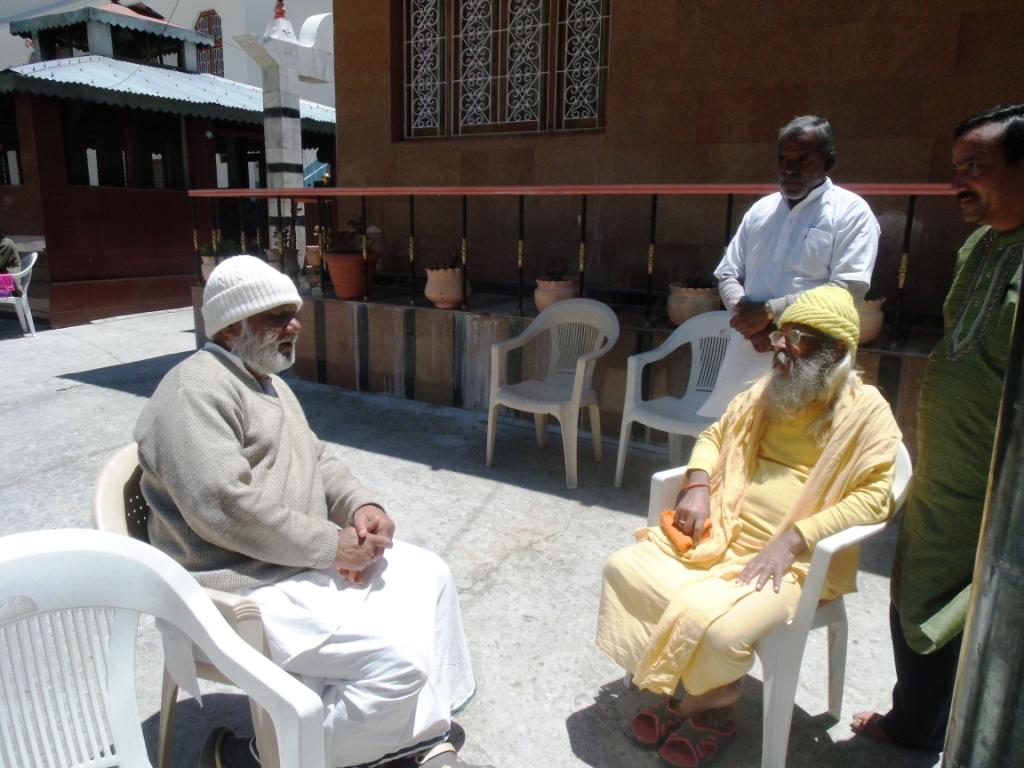 esawashyam ashram mai