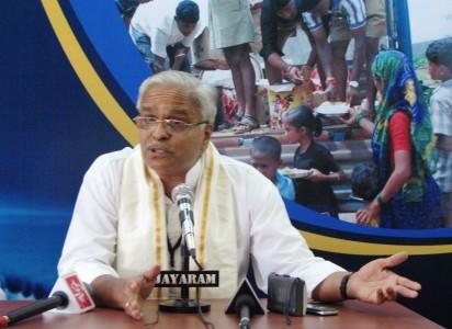 RSS Sarakaryavah Suresh Bhaiyyaji Joshi (FILE PHOTO)