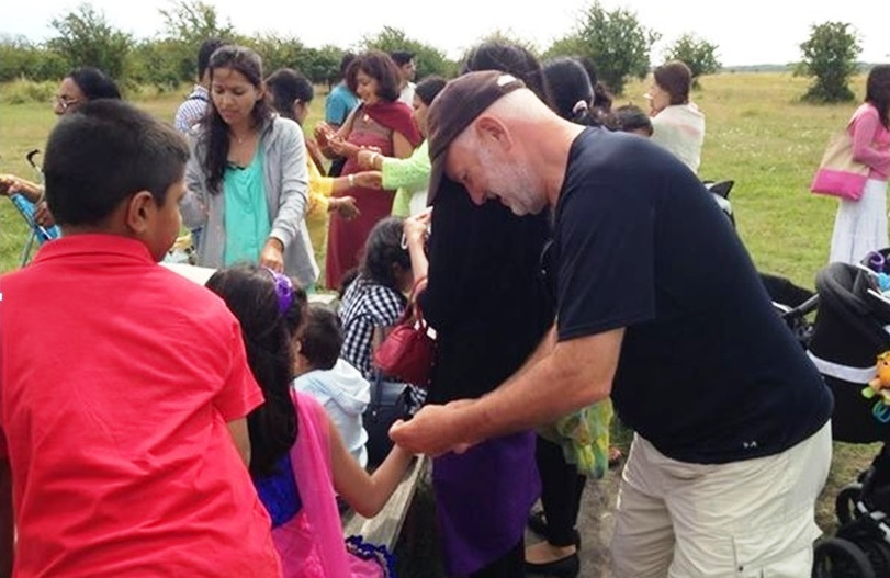 Rakshabandhan Celebration in Denmark by HSS Denmark