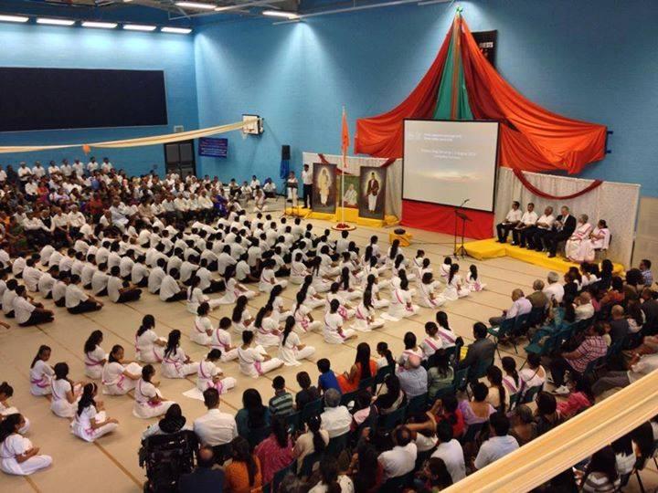 Concluding function of SHIKSHA VARG -2014 in London Organised By Hindu Swayamsevak Sangh, UK