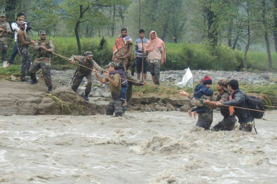 RSS Press Release: An Appeal to the Society to donate for Relief Fund to help Jammu & Kashmir Flood Victims