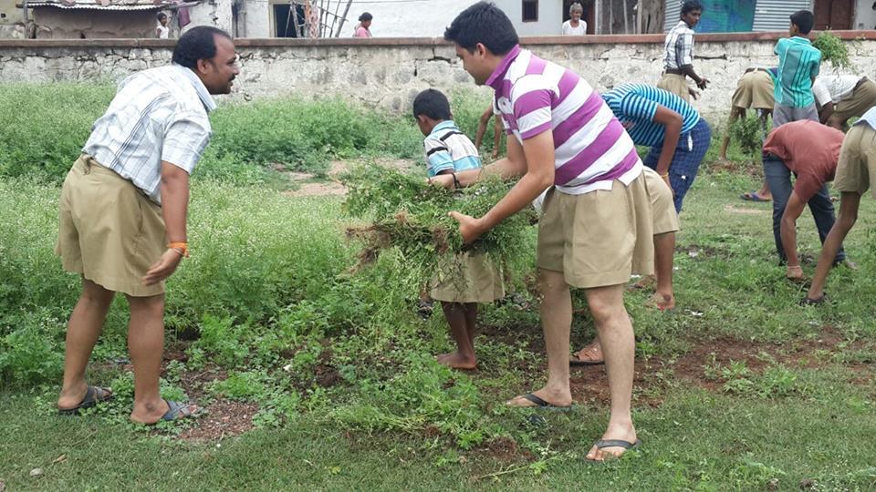 Seva Sanghik Ilakar Bangalore 21-9-2014 (1)