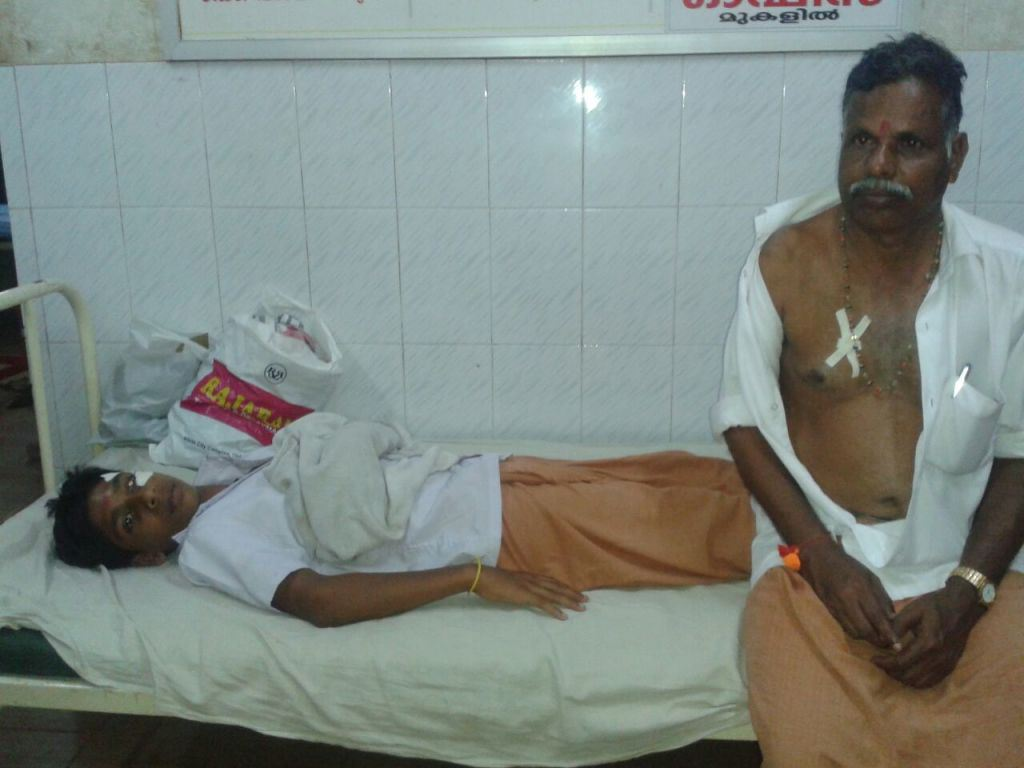 Payyannur Kannur CPI attacked RSS Workers