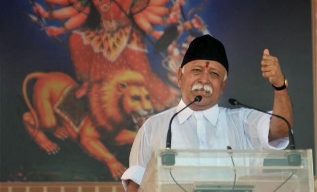RSS Sarasanghachalak Mohan Bhagwat Vijayadashami speech at Nagpur 2014