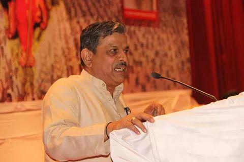 Dattaji at UDAYAPUR Mahanagar Nov 27-2014 (3)