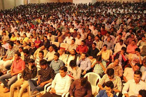 Dattaji at UDAYAPUR Mahanagar Nov 27-2014 (4)