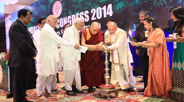 Deep Prajjwalan- World Hindu Congress-2014