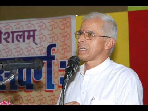 Dinesh Kamath, all-India organizing secretary of Sanskrit Bharati and RSS Pracharak